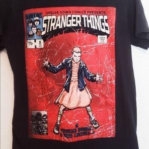 Hot Topic Stranger Things Eleven Shirt Sz Medium